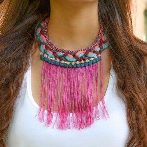 Collar Corto Flecos | www.dulceecanto.com - Tienda online de accesorios para…