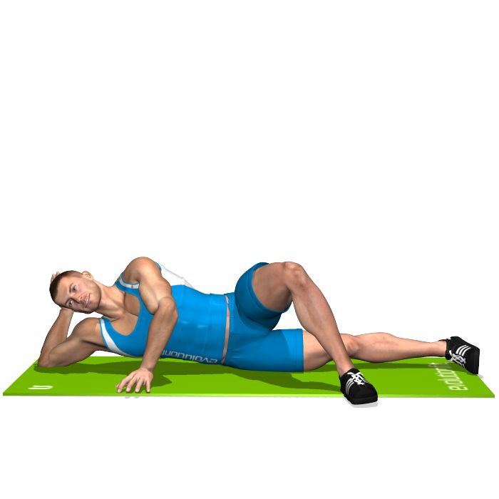 INNER THIGH LIFTS INVOLVED MUSCLES DURING THE TRAINING ADDUCTORS