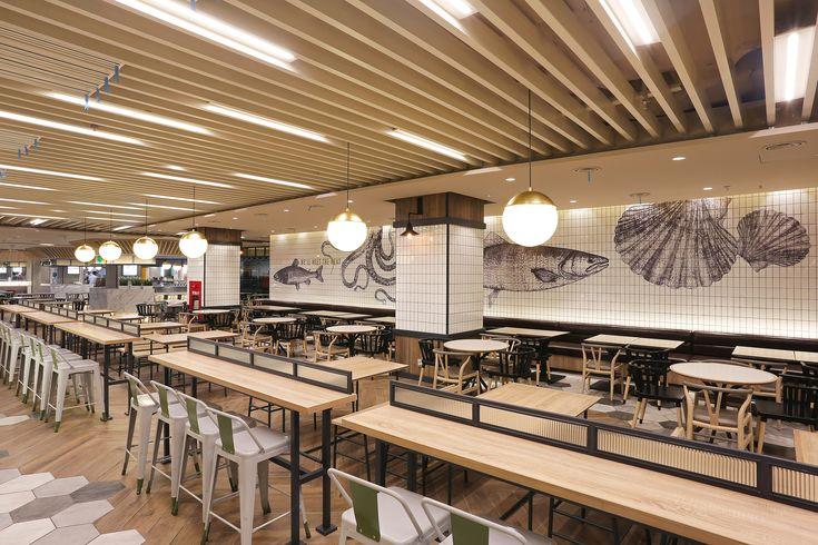 Foodcourt at Grand Indonesia, Jakarta