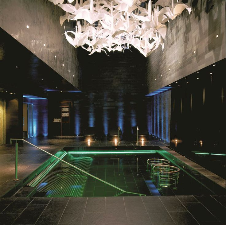 ESPA Thermal Suite at the g hotel Galway