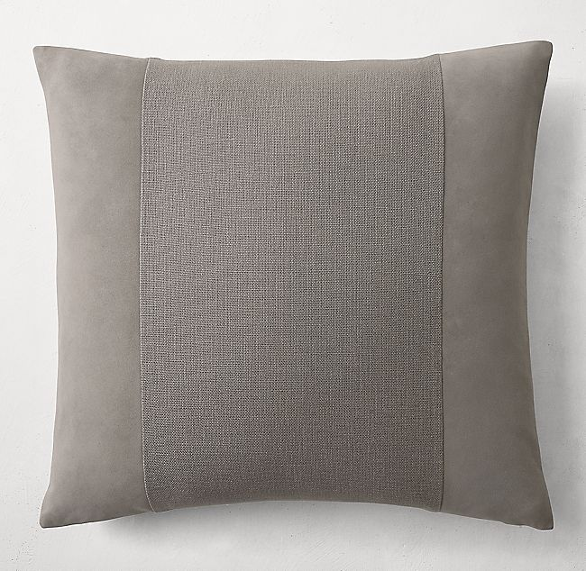 Suede Pillow Cover By Kelly Hoppen