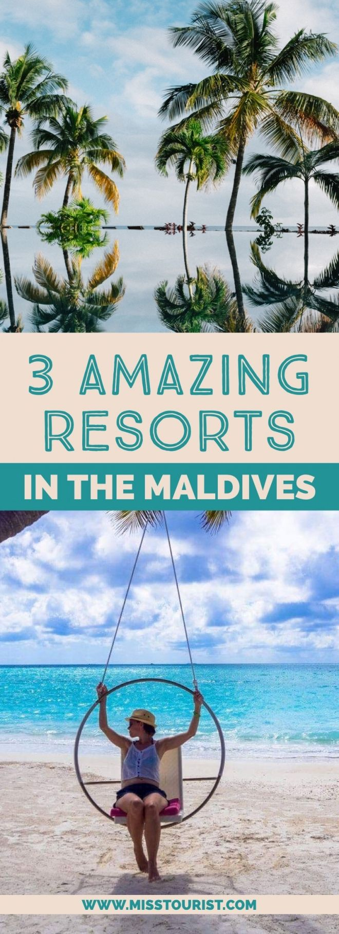 During my 2 week stay in the Maldives, I had a chance to stay in three resorts. Each of them was amazing, but I noticed all three were very different from each other. Every one of them had a different vibe, crowd, price range, style, service and many more details. Today I want to present them to you and help you choose the best one! Honeymoon, Resort, Island, Pictures, Things To Do, Water Villa, Beaches, Budget, Travel, All Inclusive, Wedding, Vacation, Diving, Bungalow, Food, Hotel, Holiday