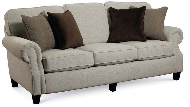 1000 ideas about apartment size sofa on pinterest small - Small couch for studio ...