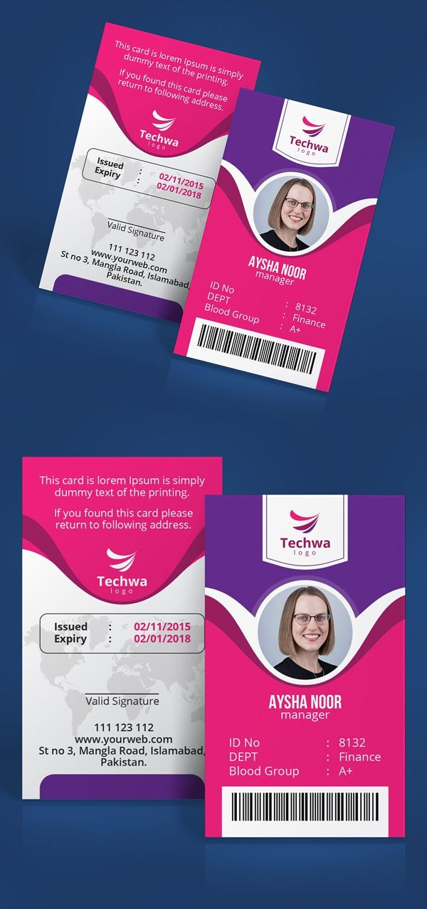 Business Card Templates 28 Design Design Graphic Design Junction Cool Business Cards Id Card Template Photography Business Cards Template