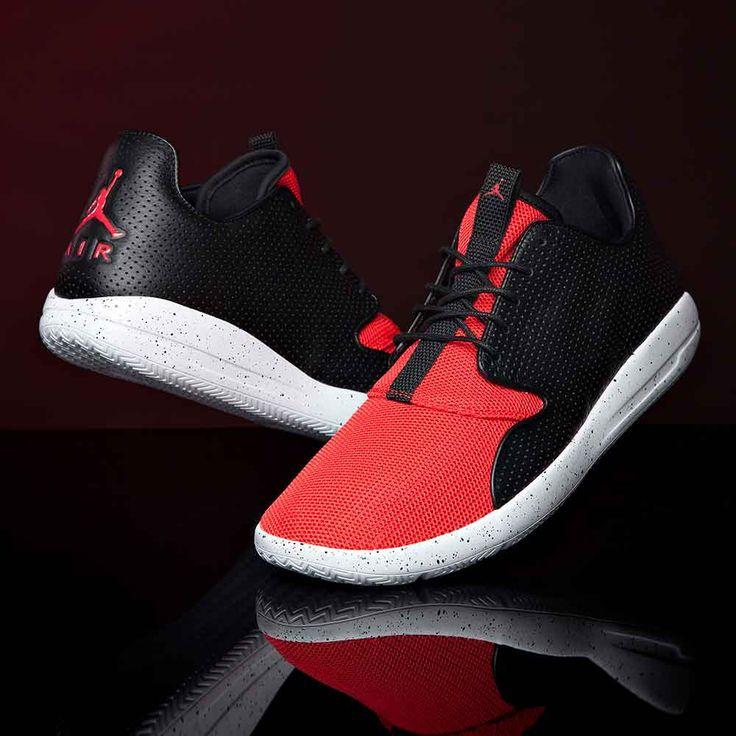 Jordan Eclipse Black Red
