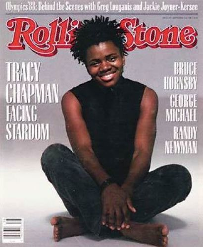 Tracy Chapman - Rolling Stone, 1988.