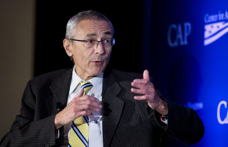 Obama aide John Podesta says 'biggest failure' was not securing the disclosure of UFO files - The Washington Post