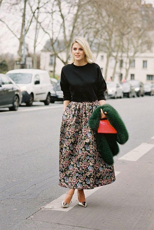 Paris Fashion Week AW 2014....Sofie