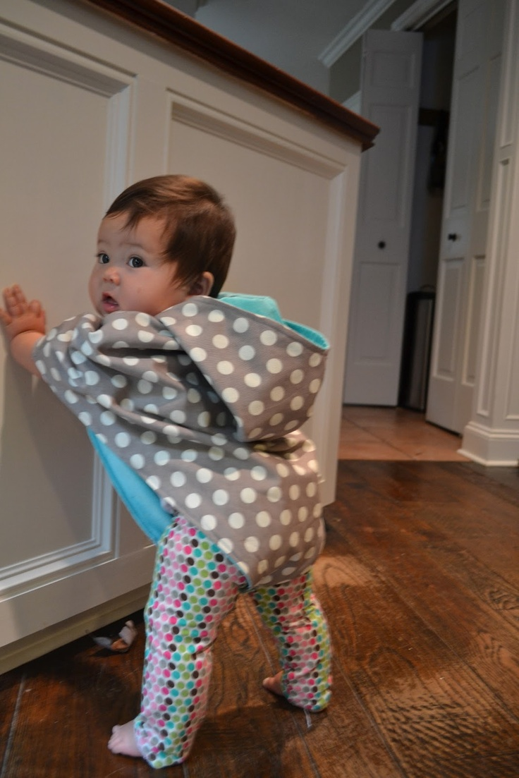 Creating a Home with Love Logic and Laughter: Reversible Poncho / Cape Tutorial  with free pattern - 18 month