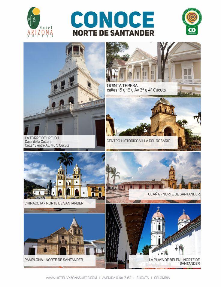 En estas #Vacaciones en #cucuta disfruta con tu familia de los sitios turísticos de #NortedeSantander conoce nuestra cultura, gastronomía y arquitectura de nuestra región.