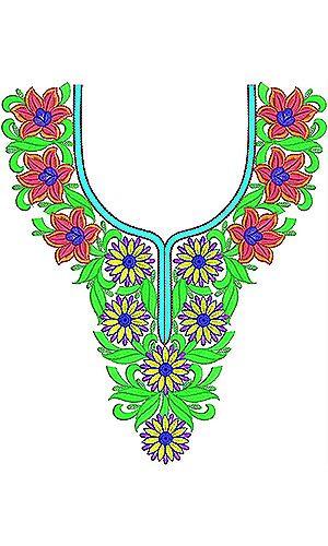 2014 Islamic Women Arabic Dress Embroidery Design