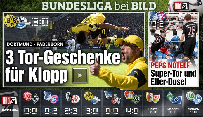 AFTER I came and watched/read the live tickers sometimes... http://www.bild.de/bundesliga/1-liga/home-1-bundesliga-fussball-news-31035072.bild.html
