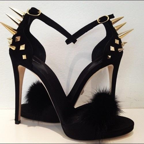 Stud.fur: Women Fashion, Zanotti Spikes, Giuseppe Zanotti, Fall Wint 2012, Shoes Boots, 2012 Giuseppe, Fallwint 2012, Spikes Fallwint, High Heels