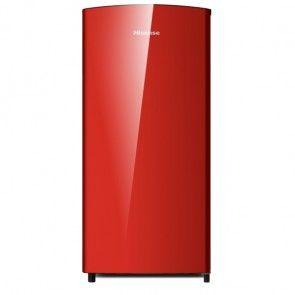 Hisense Refrigerator Bar - Red 157 Litre