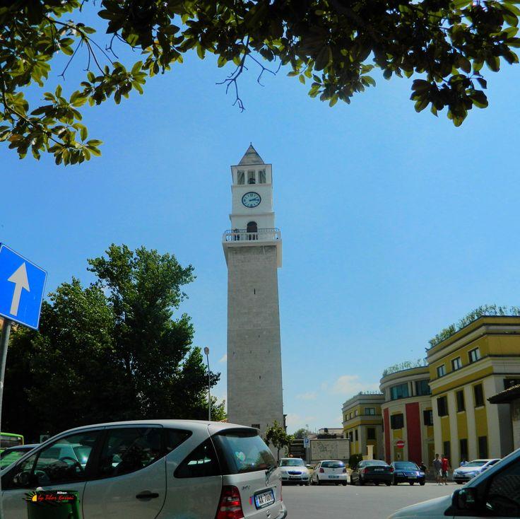 Tirana, Albania, Nikon Coolpix L310, 4.5mm, 1/400s, ISO80, f/8.7, -1.0ev, panorama mode: segment 2, HDR photography, 201607061415