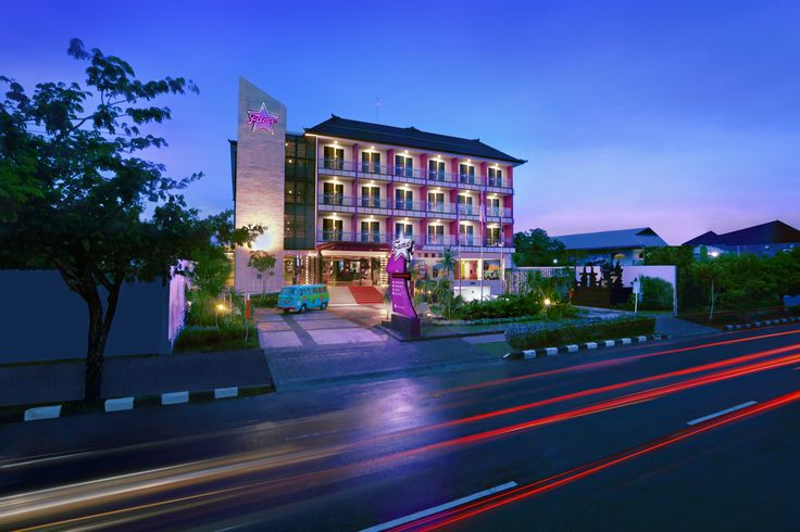 Now Showing! Fame Hotel Sunset Road, Kuta - Bali