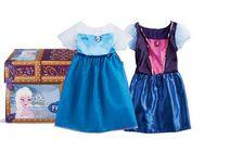STL Mommy « Disney Frozen Elsa & Anna Travel Trunk Dress-Up Set $19.99 (Retail $34.99)