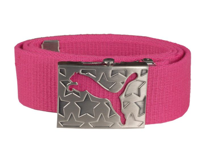 Pasek Puma Superstar Webbing Belt