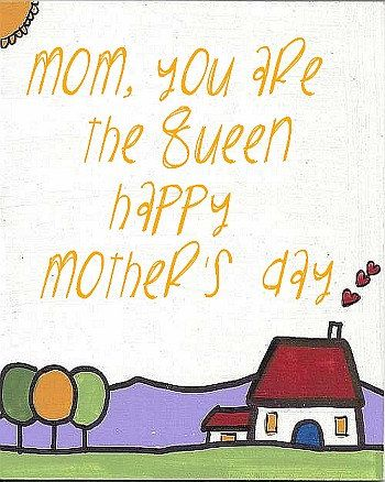 MOTHER'S DAY DOWNLOAD original painting Instant by bluepeppertime