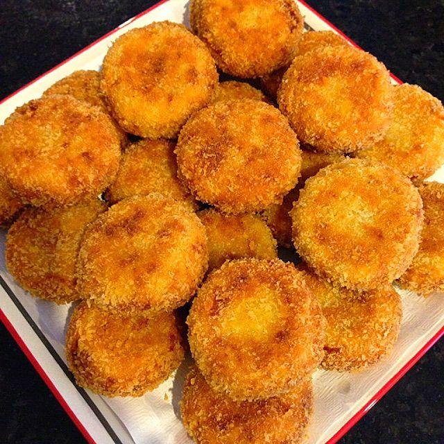 Japanese Kumara Korokke Recipe - coasterkitchen - Dayre