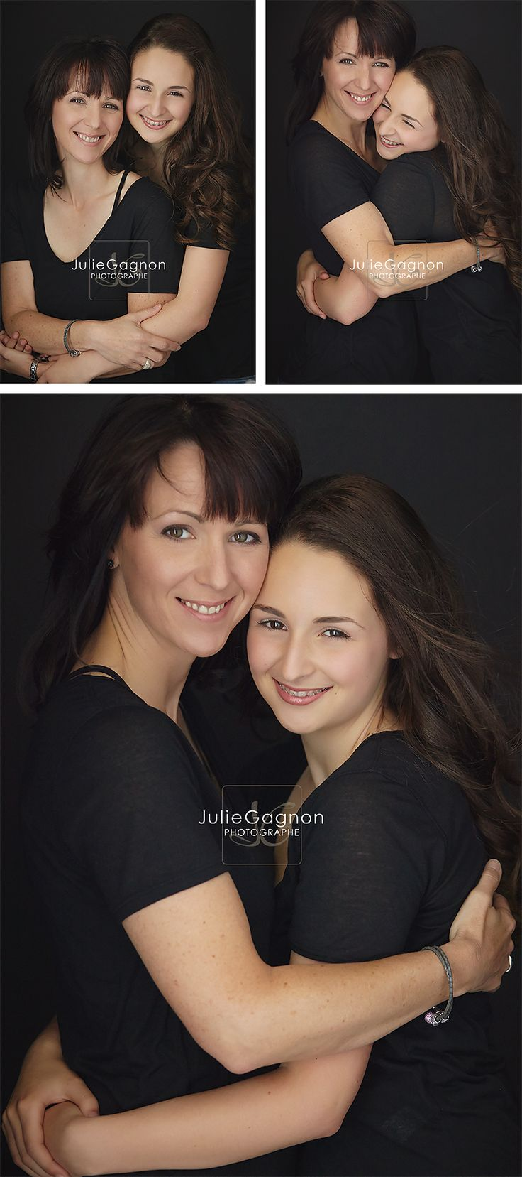 Séance mère et fille par Julie Gagnon Photographe de la région de Québec, Canada/ Mother and daughter by Julie Gagnon Photographer in Québec City, Canada