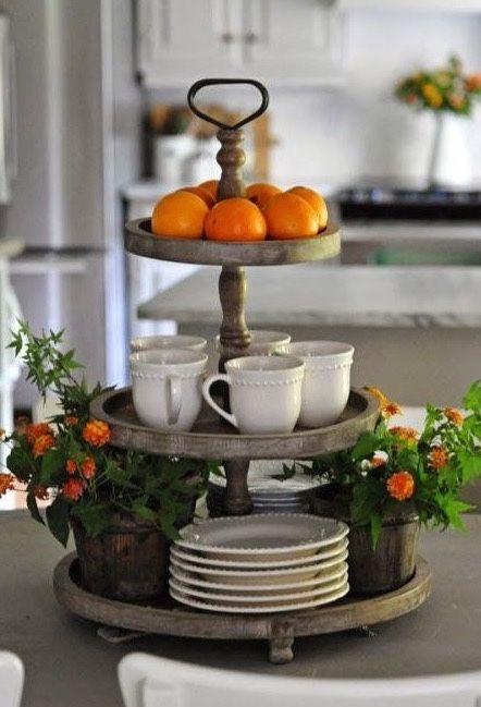 311 Best Kitchen Island Decorating Images On Pinterest