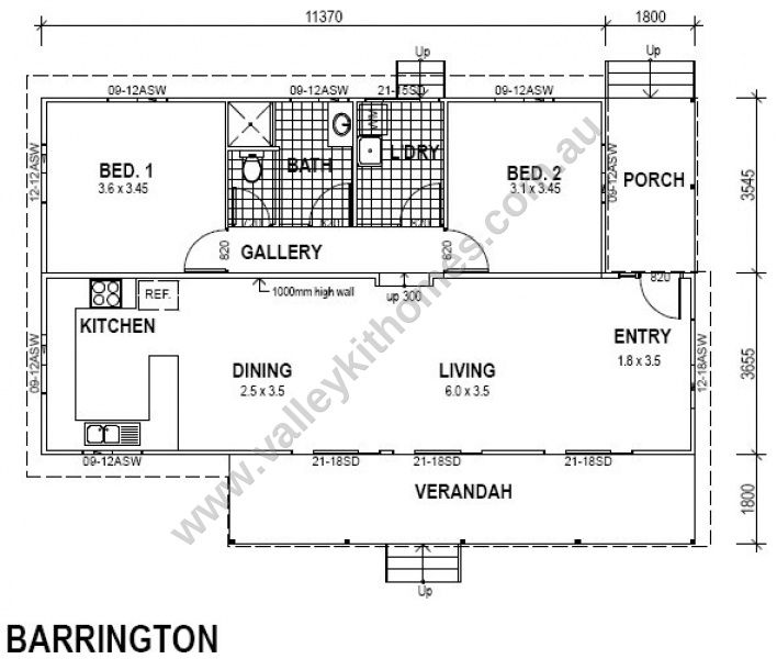 32 best benchtops images on pinterest engineered stone for Barrington floor plan