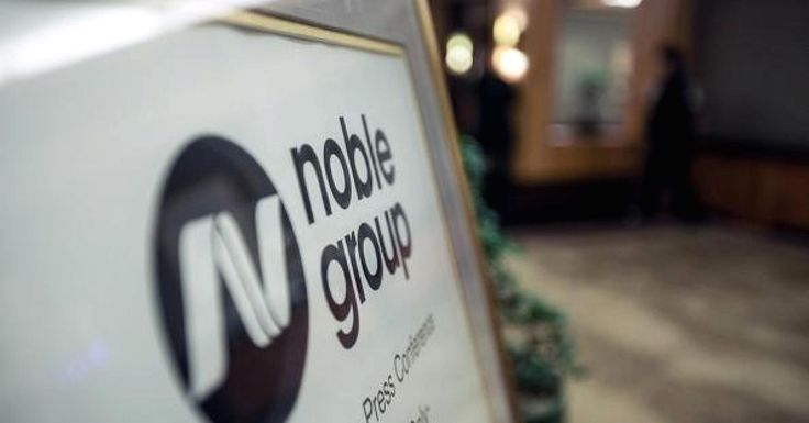 """Fitch Ratings has issued a widespread downgrade to Noble Group, as poor liquidity and weak profitability continue to hinder the turnaround of the struggling commodities trader. Fitch downgraded Noble's Long-Term Foreign-Currency Issuer Default Rating (IDR) to """"CCC"""" from... - #Downgrades, #Finance, #Fitch, #Noble, #Singaporelisted, #Troubled"""