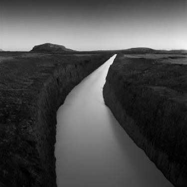 "Saatchi Art Artist Marcin Zuberek; Photography, ""Strong Current - Study #1 from the series: Strong Currents - Iceland 