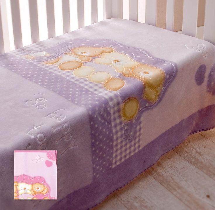 REDUCERE -35% pentru Pătură pentru pătuț copii Belpla Gold 543 Roz (stoc limitat). Preț promoțional: 110 lei (Economisești: 59 lei).