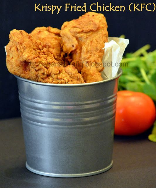 LOVE TO COOK: Kentucky Style Fried Chicken | Crispy Fried Chicke...