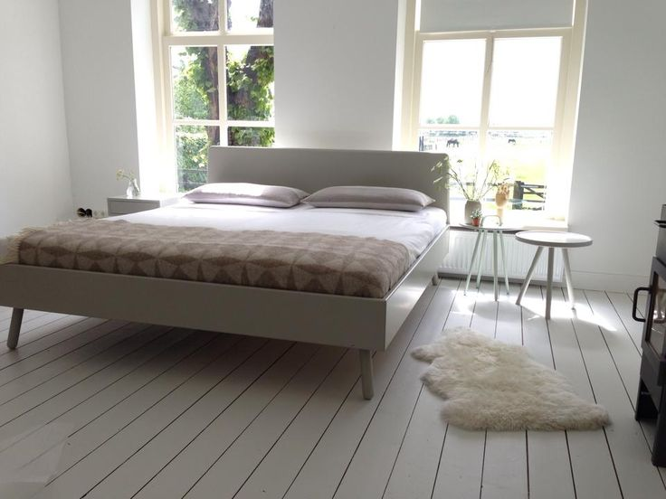 30 best images about ledikanten nico van de nes on pinterest beds baskets and loof - Houten bed ...