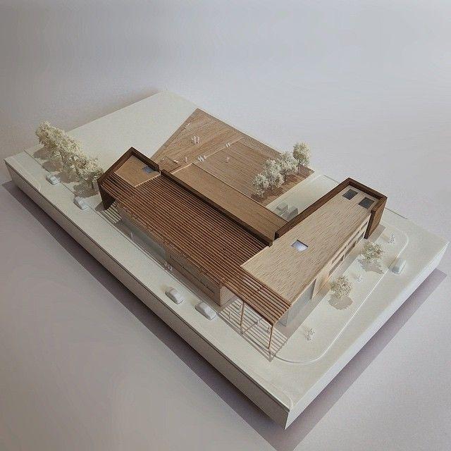 nexttoparchitects — by @joshkaile #next_top_architects 1:200 Model,...