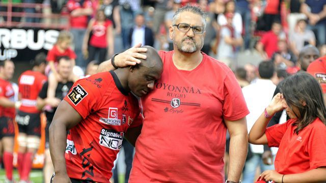 Le rugbyman d'Oyonnax Silvère Tian suspendu jusqu'au 30 juin 2017