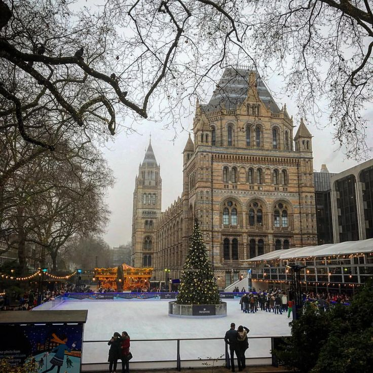 "108 Likes, 6 Comments - Sarah (@mrssarah_s) on Instagram: ""Our annual Christmas ice skating visit ⛸ #london #nationalhistorymuseum #bestoftheday #christmas…"""