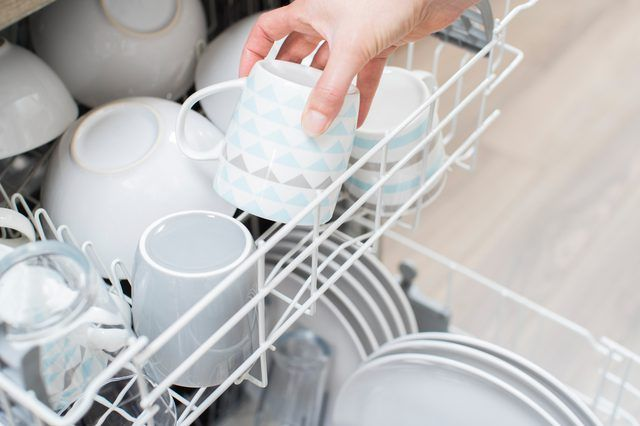 How To Remove Dishwasher Rust Off Of Corelle Dishes Hunker Clean Dishwasher Cleaning Your Dishwasher Dishwasher Detergent
