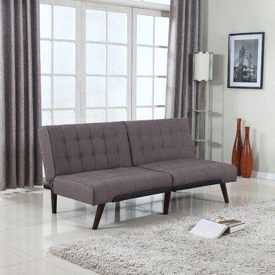 Madison Home USA Modern Futon Sofa & Reviews | Wayfair