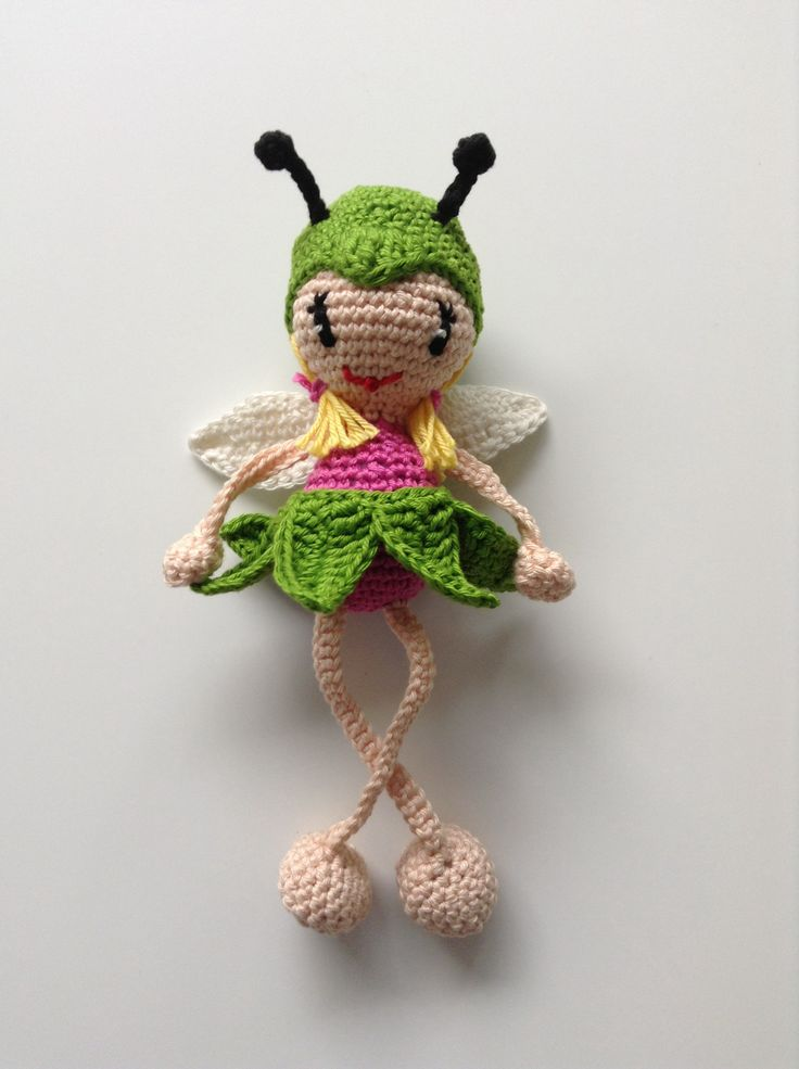 Little crochet elf