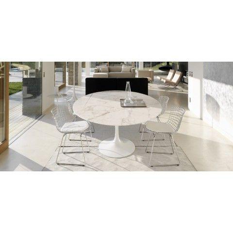 Saarinen ovale tafel tulp knoll knoll pinterest - Tafel knoll ...