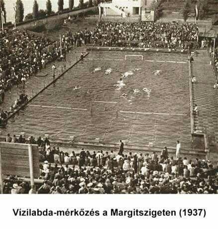 1937. Margitsziget.