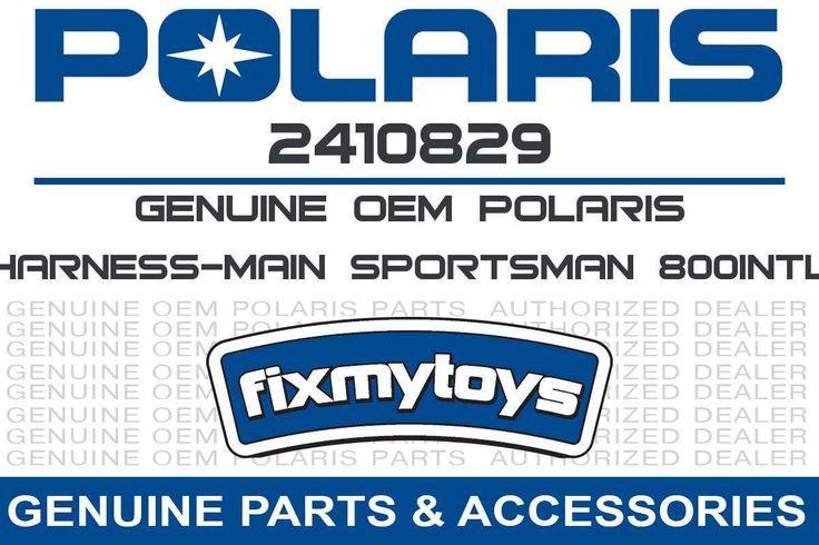 2410829 OEM Polaris HARNESS-MAIN SPORTSMAN 800INTL