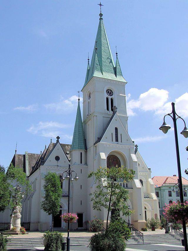 KAPOSVÁR, Igreja Nossa Senhora