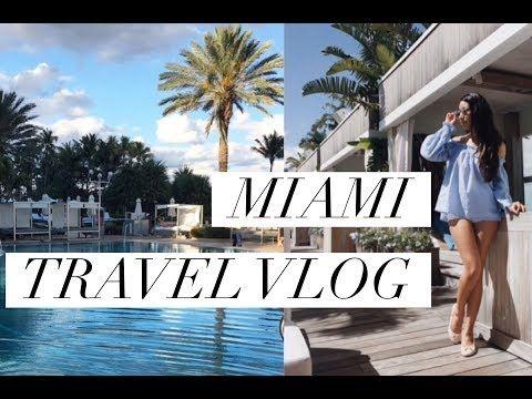 MIAMI TRAVEL VLOG: March '17 - YouTube