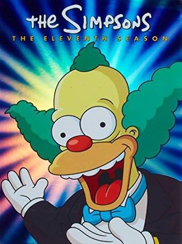 The Simpsons: Season 11 http://order.sale/zhjd (via Amazon)