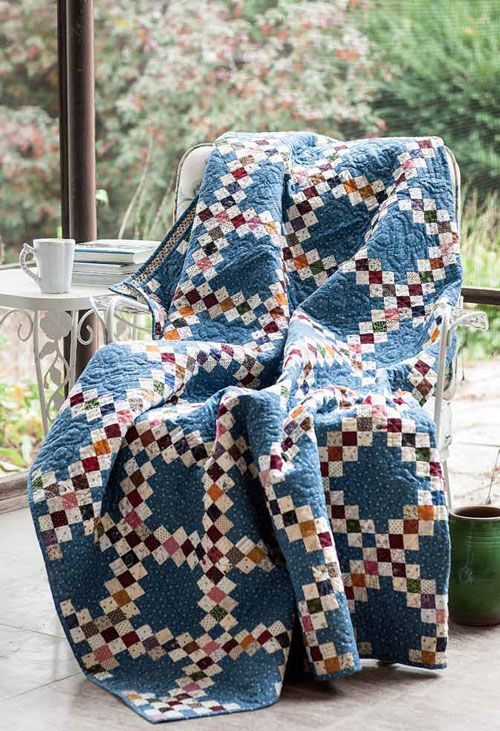 How to Quilt a Checkerboard Pattern