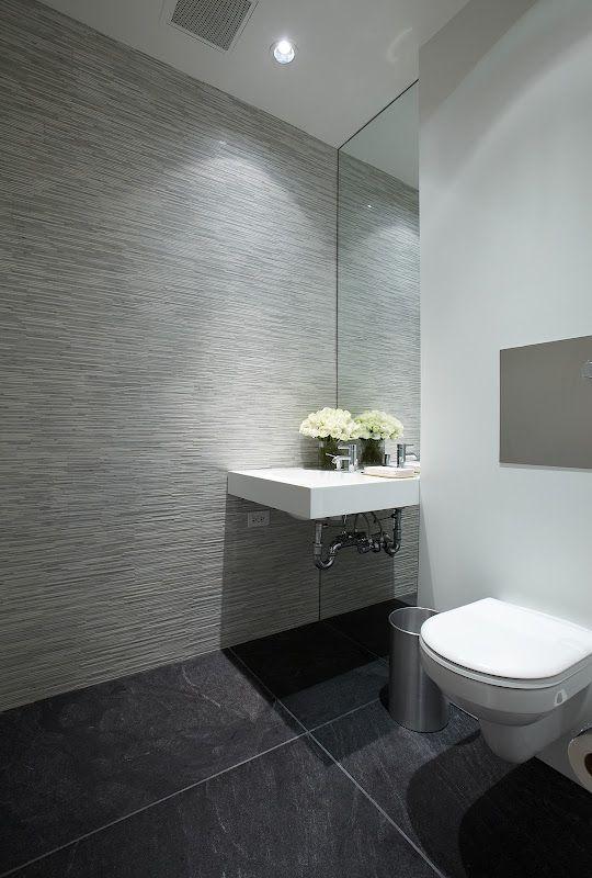 Baños con piso de mármol. en 2020 | Ideas modernas de baño ...