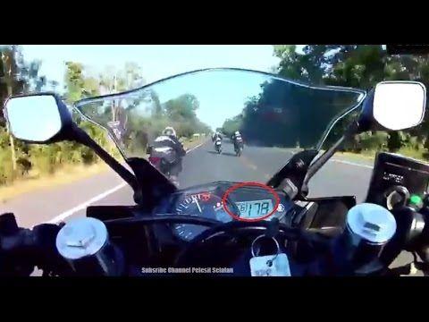 Pecaya tak, Kalau konvoi macam ni la selalu terjadi ...Hahaha!