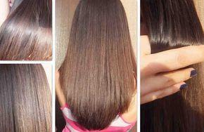 Рецепт маски с Пантенолом для быстрого роста и восстановления поврежденных волос #волосы #лечение #восстановление