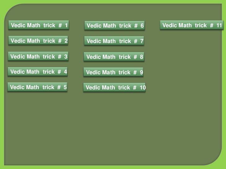 Pin On Vedic Maths