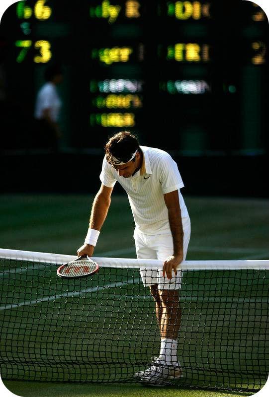 Wimbledon Jeder hätte Roger Federer den Sieg gegönnt!